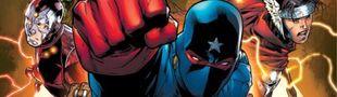 Couverture Young Avengers : Affaires de famille