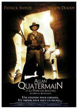 Affiche Allan Quatermain et la pierre des ancêtres