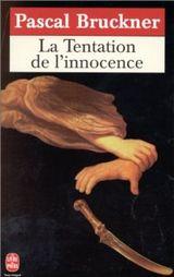Couverture La Tentation de l'innocence