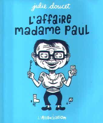 2 - Les comics que vous lisez en ce moment - Page 31 L_affaire_Madame_Paul