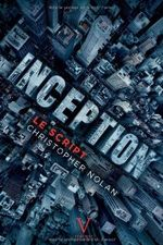 Couverture Inception : Le Script