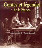 Couverture Contes et légendes de la France