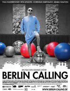 Affiche Berlin Calling