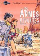 Couverture Les Armes vivantes - Valérian, tome 14