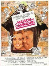 Affiche La Maison de campagne