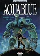 Couverture Corail noir - Aquablue, tome 4
