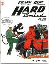Couverture Hard Boiled