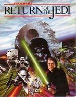 Jaquette Star Wars : Return of the Jedi