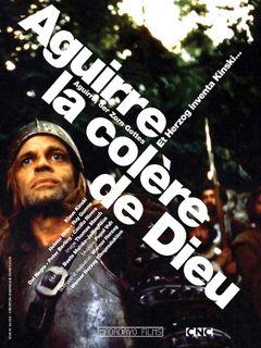 Affiche Aguirre, la colère de dieu