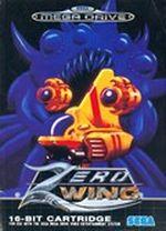 Jaquette Zero Wing