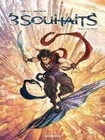 Couverture L'Assassin et la Lampe - 3 Souhaits, tome 1