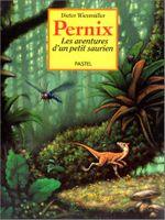 Couverture Pernix, les aventures d'un petit saurien