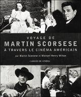 Couverture Voyage de Martin Scorsese à travers le cinéma américain