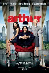 Affiche Arthur, un amour de milliardaire