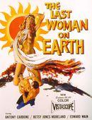 Affiche Dernière femme sur terre