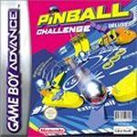 Jaquette Pinball Challenge Deluxe