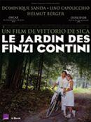 Affiche Le Jardin des Finzi Contini