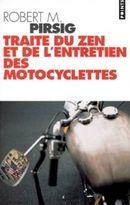 Couverture Traité du zen et de l'entretien des motocyclettes
