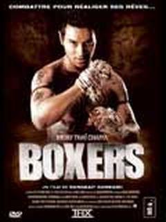 Affiche Boxers