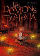 Couverture L'Héritage - Les Démons d'Alexia, tome 1