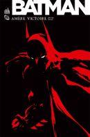 Couverture Batman : Amère Victoire