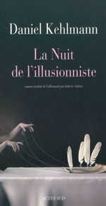 Couverture La Nuit de l'illusionniste