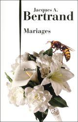 Couverture Mariages