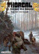 Couverture La Marque des bannis - Thorgal, tome 20