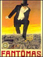 Affiche Fantômas - À l'ombre de la guillotine