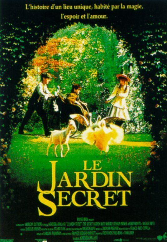 le jardin secret film 1994 senscritique
