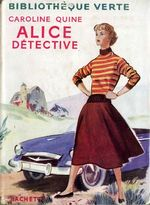 Couverture Alice detective