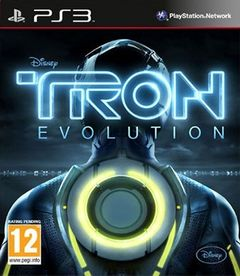 Jaquette Tron Evolution