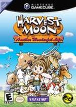 Jaquette Harvest Moon : Another Wonderful Life