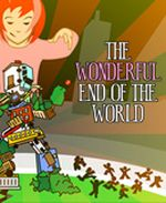 Jaquette The Wonderful End of the World
