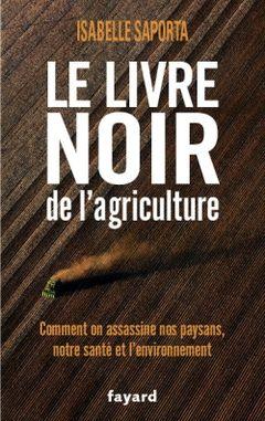 Couverture Le livre noir de l'agriculture
