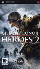 Jaquette Medal of Honor : Heroes 2