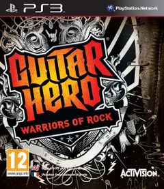 Jaquette Guitar Hero: Warriors of Rock