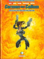 Couverture Jukurpa - Carmen Mc Callum, tome 1