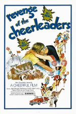Affiche Revenge of the Cheerleaders