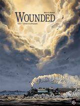Couverture L'Ombre du photographe - Wounded, tome 1