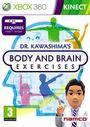 Jaquette Entraînement Cérébral et Physique du Dr. Kawashima