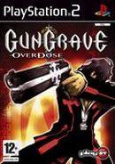 Jaquette Gungrave : Overdose
