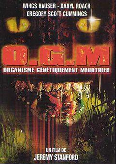 Affiche O.G.M : Organisme Génétiquement Meurtrier
