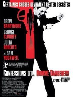 Affiche Confessions d'un homme dangereux