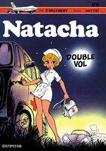 Couverture Double vol - Natacha, tome 5