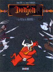 Couverture Le Roi de la bagarre - Donjon Zénith, tome 2