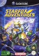 Jaquette Star Fox Adventures