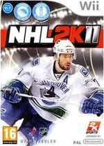 Jaquette NHL 2K11