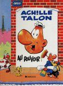 Couverture Achille Talon au pouvoir - Achille Talon, tome 6