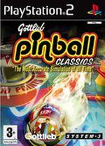 Jaquette Gottlieb Pinball Classics